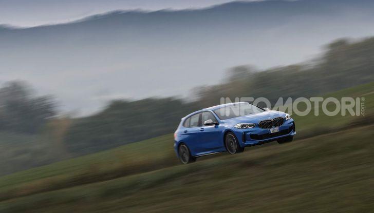 Prova in anteprima BMW Serie 1, la terza generazione segna la svolta - Foto 26 di 70