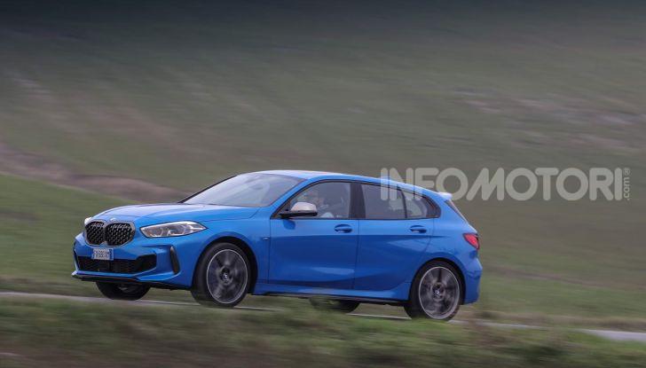 Prova in anteprima BMW Serie 1, la terza generazione segna la svolta - Foto 27 di 70