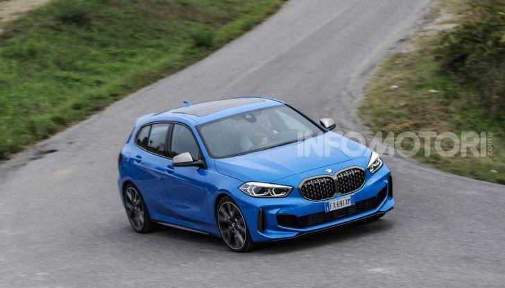Prova in anteprima BMW Serie 1, la terza generazione segna la svolta - Foto 1 di 70