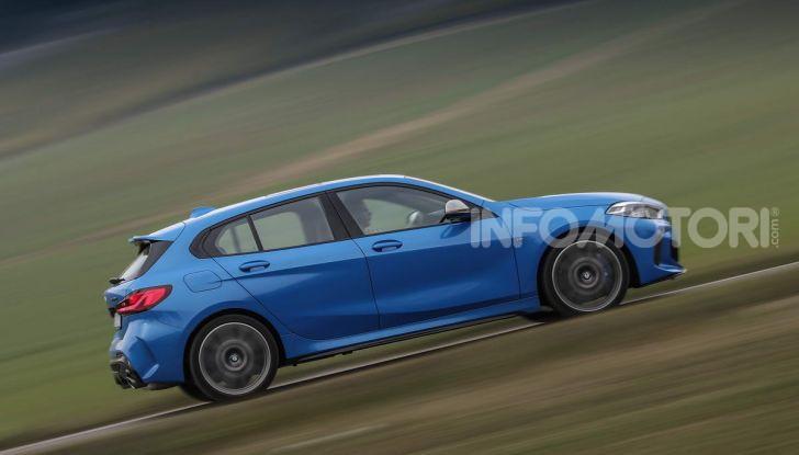 Prova in anteprima BMW Serie 1, la terza generazione segna la svolta - Foto 28 di 70
