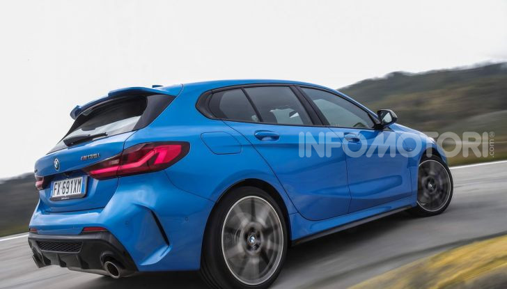 Prova in anteprima BMW Serie 1, la terza generazione segna la svolta - Foto 29 di 70