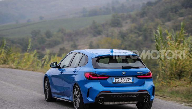 Prova in anteprima BMW Serie 1, la terza generazione segna la svolta - Foto 30 di 70