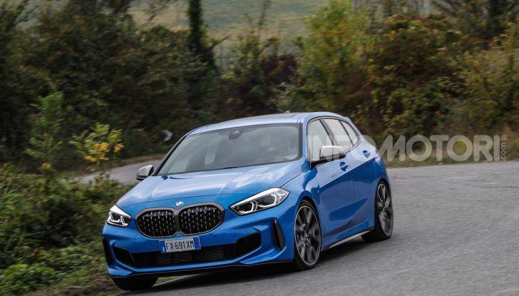 Prova in anteprima BMW Serie 1, la terza generazione segna la svolta - Foto 31 di 70