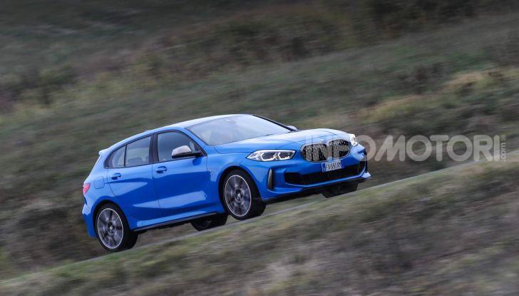 Prova in anteprima BMW Serie 1, la terza generazione segna la svolta - Foto 32 di 70