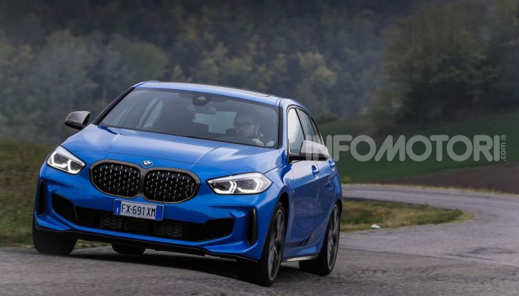 Prova in anteprima BMW Serie 1, la terza generazione segna la svolta - Foto 33 di 70