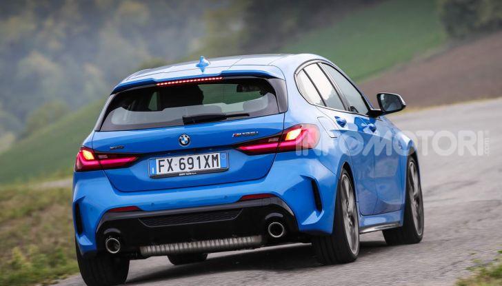 Prova in anteprima BMW Serie 1, la terza generazione segna la svolta - Foto 34 di 70