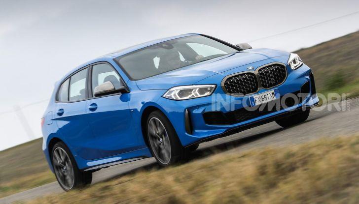 Prova in anteprima BMW Serie 1, la terza generazione segna la svolta - Foto 35 di 70