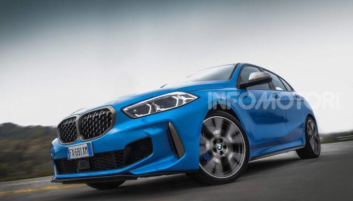 Prova in anteprima BMW Serie 1, la terza generazione segna la svolta - Foto 37 di 70