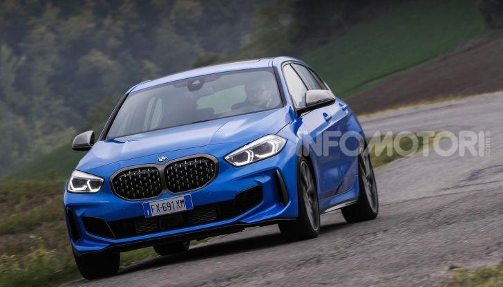 Prova in anteprima BMW Serie 1, la terza generazione segna la svolta - Foto 38 di 70