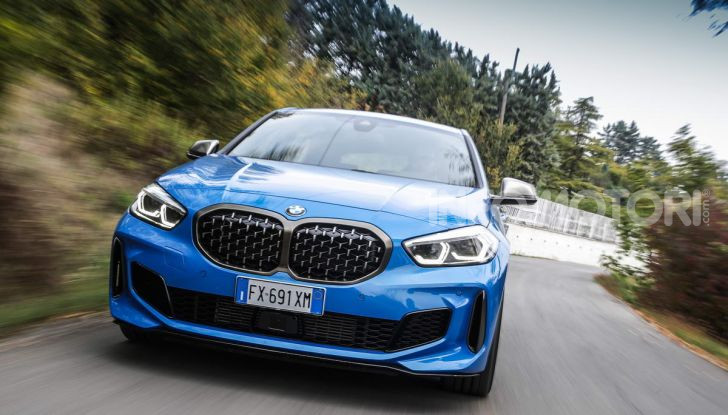 Prova in anteprima BMW Serie 1, la terza generazione segna la svolta - Foto 39 di 70