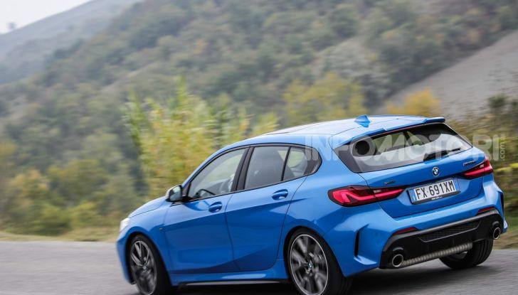 Prova in anteprima BMW Serie 1, la terza generazione segna la svolta - Foto 41 di 70