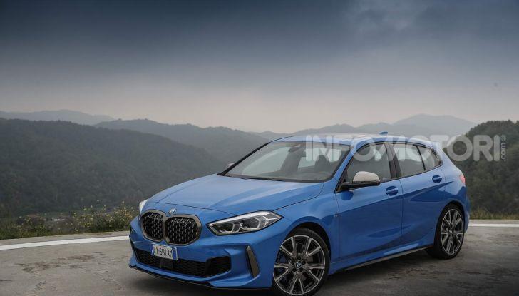 Prova in anteprima BMW Serie 1, la terza generazione segna la svolta - Foto 42 di 70
