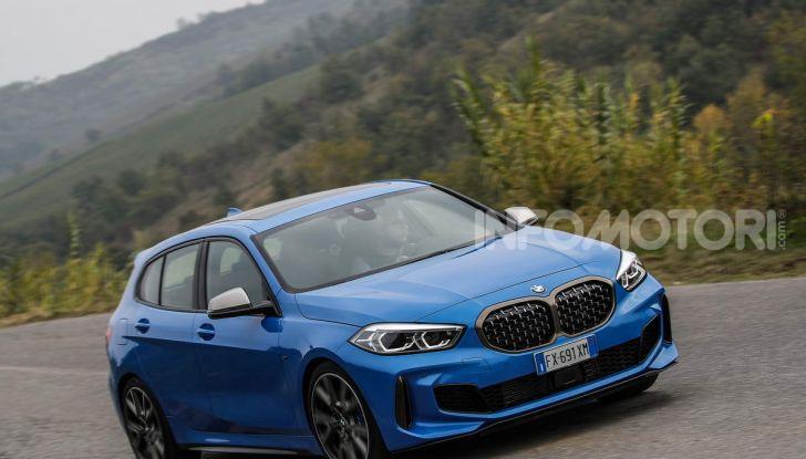 Prova in anteprima BMW Serie 1, la terza generazione segna la svolta - Foto 43 di 70