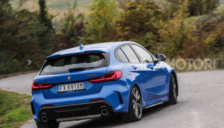 Prova in anteprima BMW Serie 1, la terza generazione segna la svolta - Foto 44 di 70