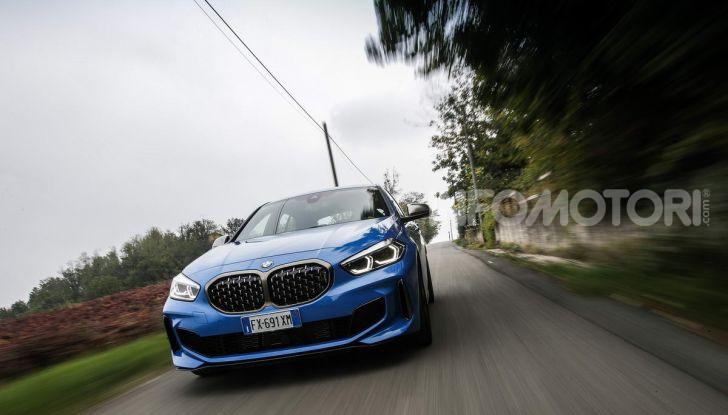 Prova in anteprima BMW Serie 1, la terza generazione segna la svolta - Foto 45 di 70