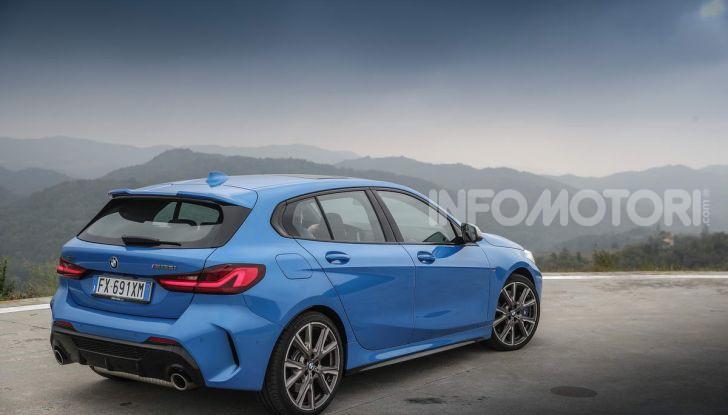 Prova in anteprima BMW Serie 1, la terza generazione segna la svolta - Foto 47 di 70