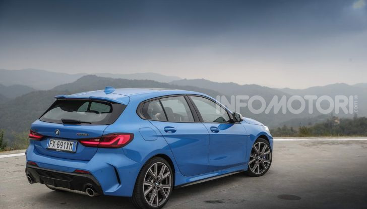 BMW Serie 1: genesi e storia di un modello unico - Foto 47 di 70