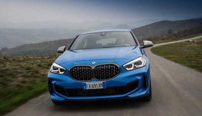 Prova in anteprima BMW Serie 1, la terza generazione segna la svolta