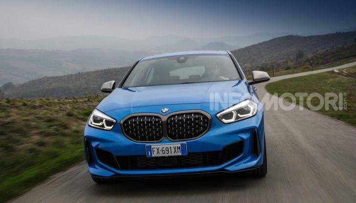 Prova in anteprima BMW Serie 1, la terza generazione segna la svolta - Foto 48 di 70