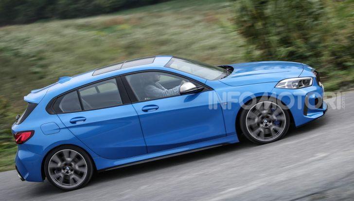 Prova in anteprima BMW Serie 1, la terza generazione segna la svolta - Foto 51 di 70