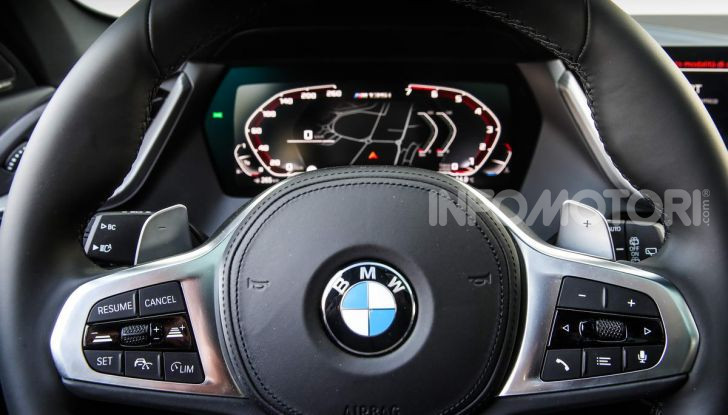 Prova in anteprima BMW Serie 1, la terza generazione segna la svolta - Foto 52 di 70