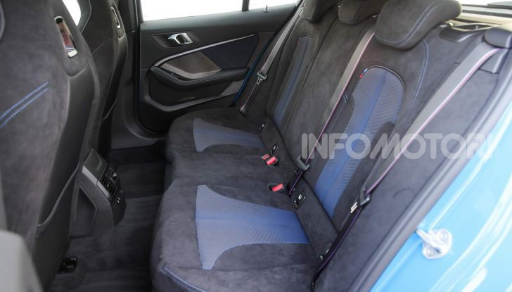 Prova in anteprima BMW Serie 1, la terza generazione segna la svolta - Foto 53 di 70