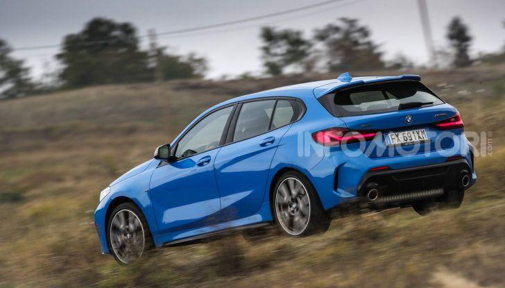 Prova in anteprima BMW Serie 1, la terza generazione segna la svolta - Foto 54 di 70