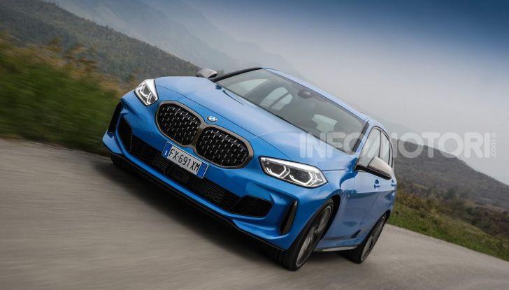 Prova in anteprima BMW Serie 1, la terza generazione segna la svolta - Foto 56 di 70