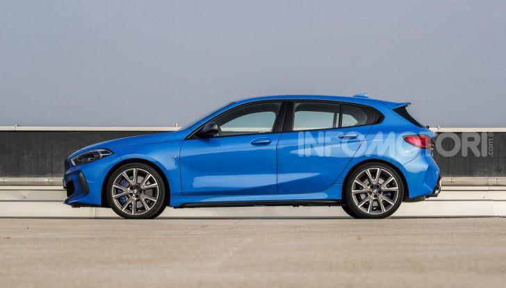 Prova in anteprima BMW Serie 1, la terza generazione segna la svolta - Foto 58 di 70