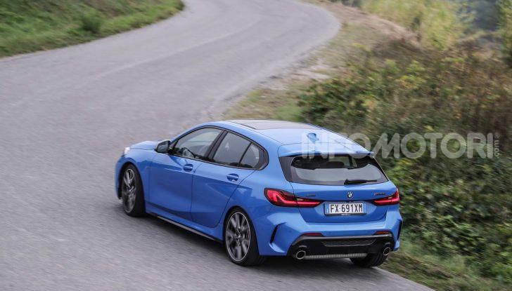Prova in anteprima BMW Serie 1, la terza generazione segna la svolta - Foto 59 di 70