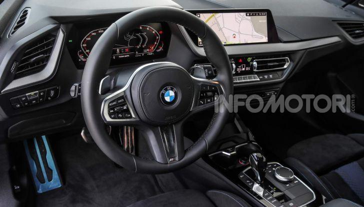 Prova in anteprima BMW Serie 1, la terza generazione segna la svolta - Foto 60 di 70