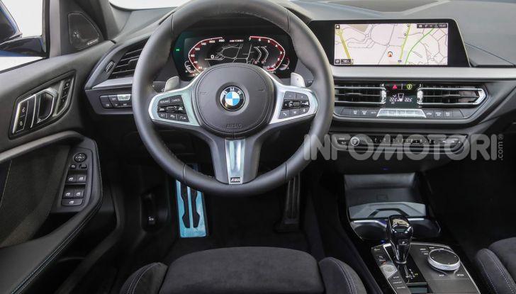 Prova in anteprima BMW Serie 1, la terza generazione segna la svolta - Foto 61 di 70