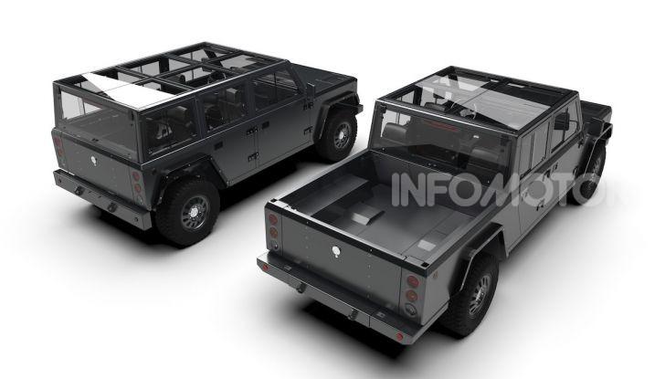 Bollinger B1 e B2: i nuovi truck elettrici - Foto 1 di 7