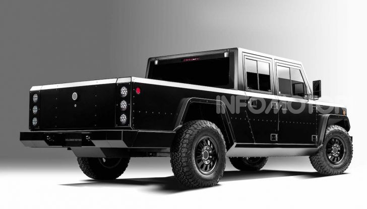 Bollinger B1 e B2: i nuovi truck elettrici - Foto 7 di 7