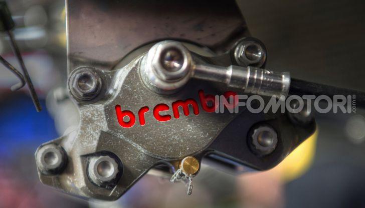 Tra dischi e pastiglie: un viaggio nel mondo dei freni nella fabbrica Racing di Brembo - Foto 16 di 36