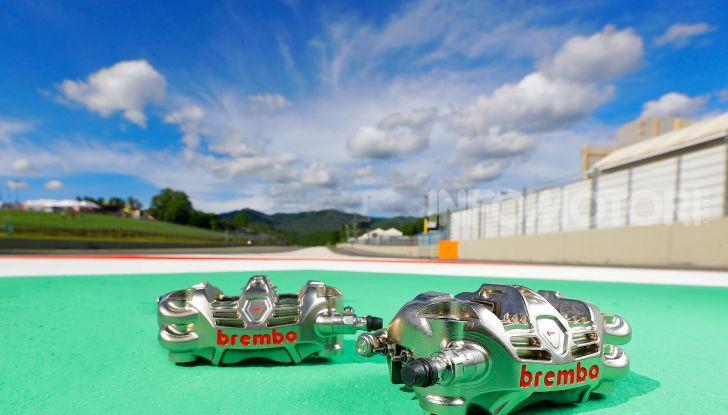 Tra dischi e pastiglie: un viaggio nel mondo dei freni nella fabbrica Racing di Brembo - Foto 34 di 36