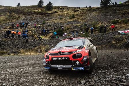 WRC GRAN BRETAGNA: BRONZO PER CITROËN IN GALLES CON OGIER - Foto 2 di 5