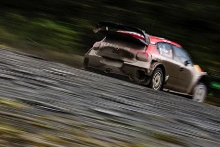 WRC GRAN BRETAGNA: BRONZO PER CITROËN IN GALLES CON OGIER - Foto 4 di 5