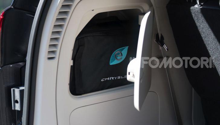 [VIDEO] Prova Chrysler Pacifica Ibrida Plug-In: born in the USA! - Foto 13 di 29