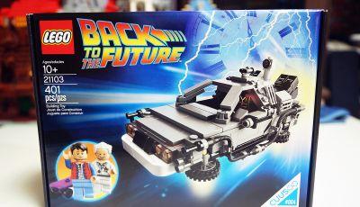 I 10 migliori set Lego di auto e veicoli