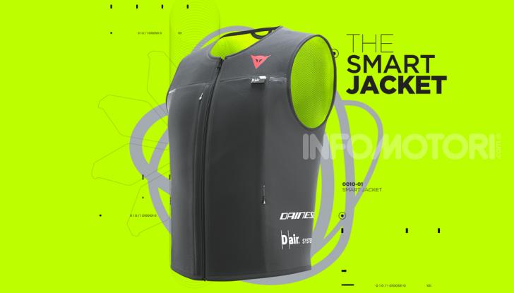 Tutto quello che c'è da sapere sul Dainese Smart Jacket - Foto 7 di 9
