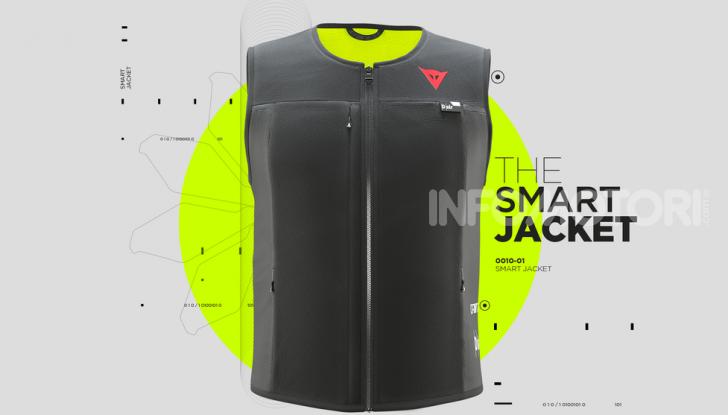 Tutto quello che c'è da sapere sul Dainese Smart Jacket - Foto 8 di 9