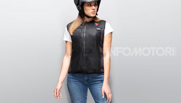 Tutto quello che c'è da sapere sul Dainese Smart Jacket - Foto 3 di 9