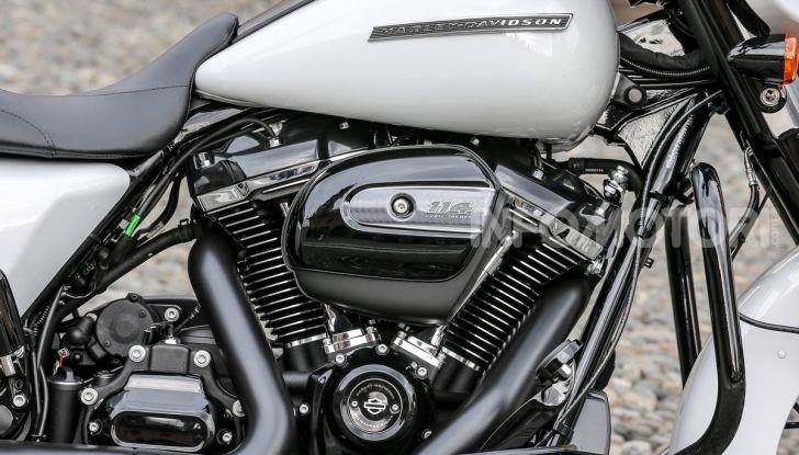 Prova gamma Touring 2020 Harley-Davidson: tecnologia e tradizione! - Foto 75 di 84
