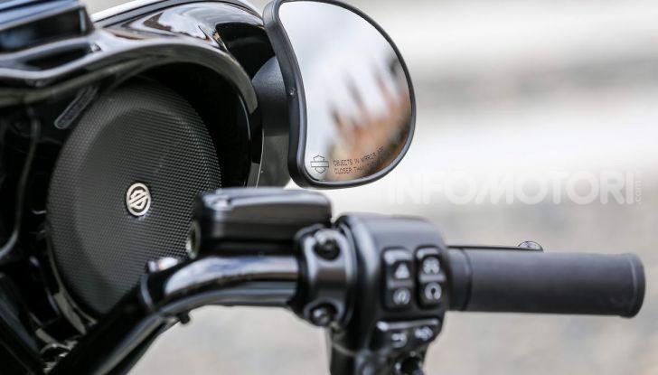 Prova gamma Touring 2020 Harley-Davidson: tecnologia e tradizione! - Foto 76 di 84