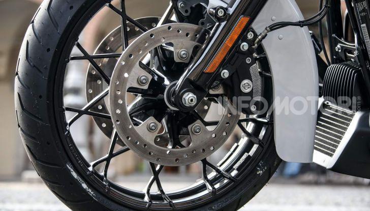 Prova gamma Touring 2020 Harley-Davidson: tecnologia e tradizione! - Foto 77 di 84