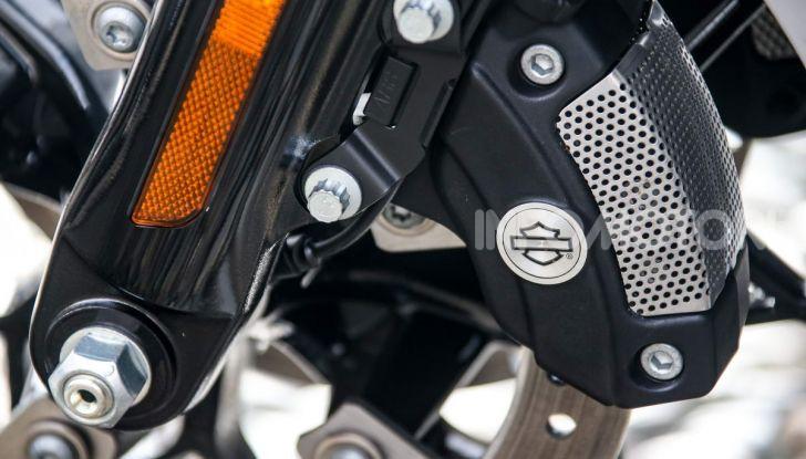 Prova gamma Touring 2020 Harley-Davidson: tecnologia e tradizione! - Foto 78 di 84