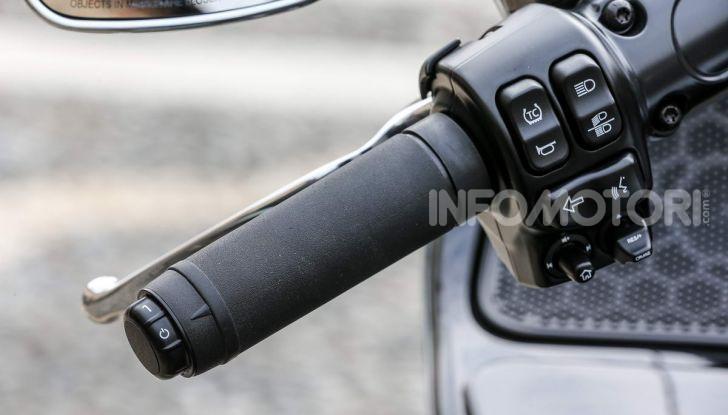 Prova gamma Touring 2020 Harley-Davidson: tecnologia e tradizione! - Foto 61 di 84