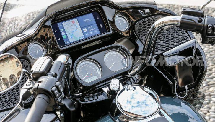 Prova gamma Touring 2020 Harley-Davidson: tecnologia e tradizione! - Foto 65 di 84