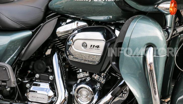 Prova gamma Touring 2020 Harley-Davidson: tecnologia e tradizione! - Foto 70 di 84